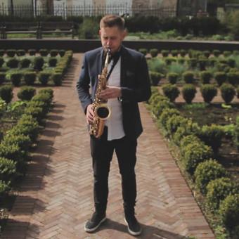 Saksofonistas, muzikantas, muzikos grupė ir dj / Žygimantas Skvarčevskis / Darbų pavyzdys ID 389403