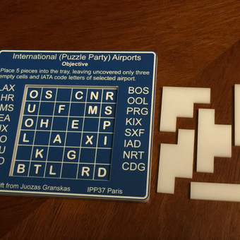 2D/3D frezavimas, graviravimas, pjovimas lazeriu / Marijus Petraitis / Darbų pavyzdys ID 392299