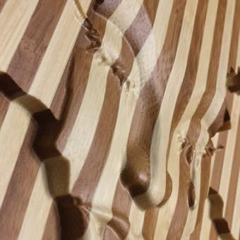 2D/3D frezavimas, graviravimas, pjovimas lazeriu / Marijus Petraitis / Darbų pavyzdys ID 392339