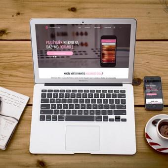 Interneto svetainių ir verslo valdymo sistemų kūrimas / MB Emisija LT / Darbų pavyzdys ID 392957