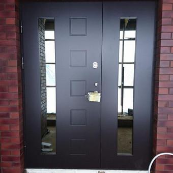 Plastiko, Aliuminio, Medžio profilio langai,durys,pertvaros / UAB / Darbų pavyzdys ID 393201