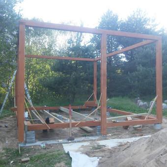 Statybos darbai / Roman / Darbų pavyzdys ID 393415