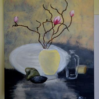 50x60 aliejinė tapyba, drobė 20 Eur