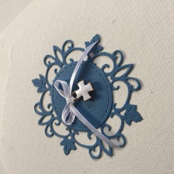Vestuvių, krikštynų atvirukai, stalo kortelės, kvietimai / Rasa Lazdauskaitė / Darbų pavyzdys ID 394443