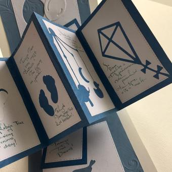 Vestuvių, krikštynų atvirukai, stalo kortelės, kvietimai / Rasa Lazdauskaitė / Darbų pavyzdys ID 394445