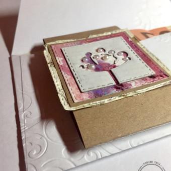 Vestuvių, krikštynų atvirukai, stalo kortelės, kvietimai / Rasa Lazdauskaitė / Darbų pavyzdys ID 394473