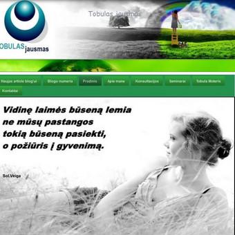 Internetinė svetainė moterims