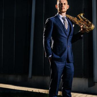 Saksofonistas, muzikantas, muzikos grupė ir dj / Žygimantas Skvarčevskis / Darbų pavyzdys ID 396413