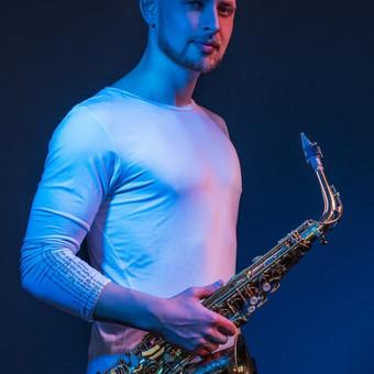 Saksofonistas, muzikantas, muzikos grupė ir dj / Žygimantas Skvarčevskis / Darbų pavyzdys ID 396415