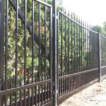 Tvoros, kiemo vartai, montavimas, kalvystės elementai. / UAB Metalo spektras / Darbų pavyzdys ID 397003