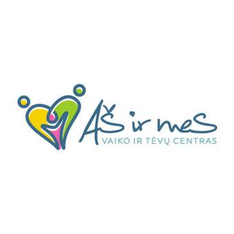 Aš ir mes - vaiko ir tėvų centras  |   Logotipų kūrimas - www.glogo.eu - logo creation.
