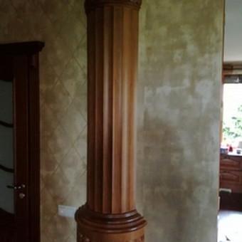 Durys, laiptai, baldai ir kt. medienos gaminiai jūsų namams / Baldickas / Darbų pavyzdys ID 398611