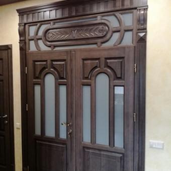 Durys, laiptai, baldai ir kt. medienos gaminiai jūsų namams / Baldickas / Darbų pavyzdys ID 398613