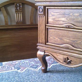 Durys, laiptai, baldai ir kt. medienos gaminiai jūsų namams / Baldickas / Darbų pavyzdys ID 398631