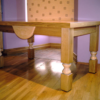 Durys, laiptai, baldai ir kt. medienos gaminiai jūsų namams / Baldickas / Darbų pavyzdys ID 398649