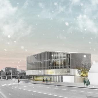 Architektų biuras Klaipėdoje / Urbanistinė architektūra / Darbų pavyzdys ID 398839