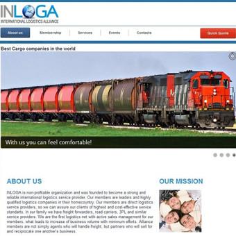 Transporto tarpininkų svetainė