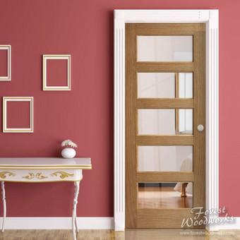 Medžio masyvo durys, langai, laiptų pakopos, palangės, deko / Arūnas / Darbų pavyzdys ID 401997