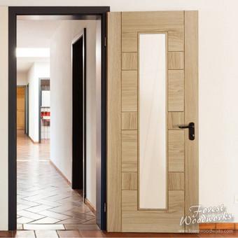 Medžio masyvo durys, langai, laiptų pakopos, palangės, deko / Arūnas / Darbų pavyzdys ID 402001