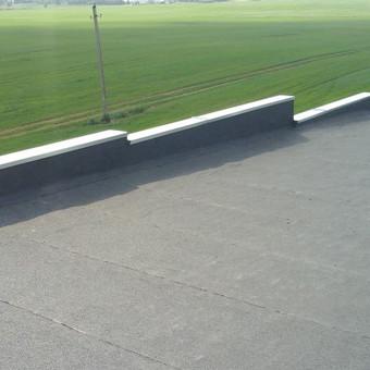 Ploksciu stogu dengimas prilydoma bitumine danga / www.plokstistogai.lt / Darbų pavyzdys ID 403329