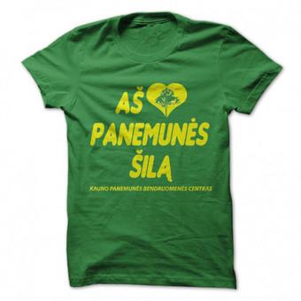 Panemunės bendruomenės marškinėliai