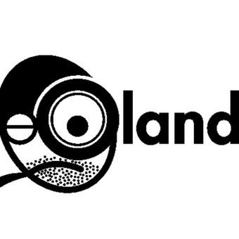 """""""Olando"""" (pravardė) buriuotojo logo"""