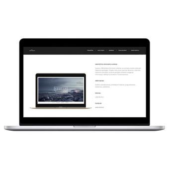 Internetinių svetainių, el. parduotuvių kūrimas ir vystymas! / etNoir / Darbų pavyzdys ID 404317
