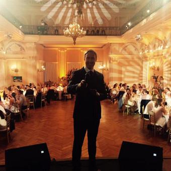 Vestuvės - asmeniškiausias ir nuoširdžiausias renginių žanras.
