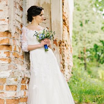 Vestuvinių ir proginių suknelių siuvimas Vilniuje / Oksana Dorofejeva / Darbų pavyzdys ID 63176