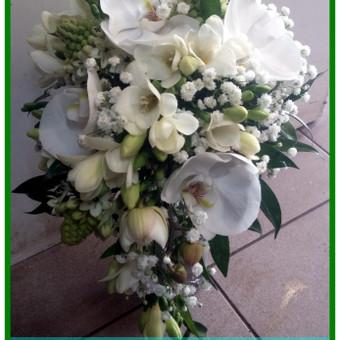 Floristas, gėlių salonas / Olga / Darbų pavyzdys ID 63245