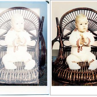 Nuotraukų restauravimas / Aleksandras / Darbų pavyzdys ID 406701