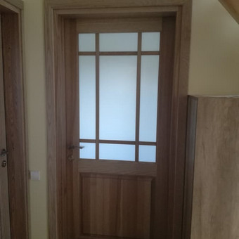 Durys, laiptai, baldai ir kt. medienos gaminiai jūsų namams / Baldickas / Darbų pavyzdys ID 407297