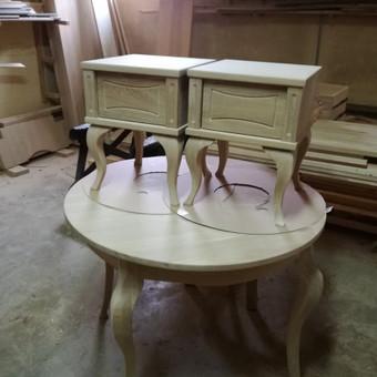 Durys, laiptai, baldai ir kt. medienos gaminiai jūsų namams / Baldickas / Darbų pavyzdys ID 407299