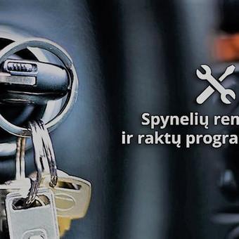 Prekyba automobilių raktais. / Aurimas / Darbų pavyzdys ID 407673
