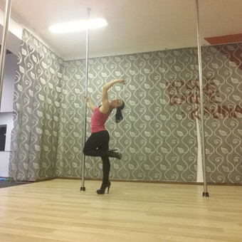 Pole dance Kaunas šokių studija / Neringa As / Darbų pavyzdys ID 364053