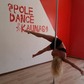 Pole dance Kaunas šokių studija / Neringa As / Darbų pavyzdys ID 364051