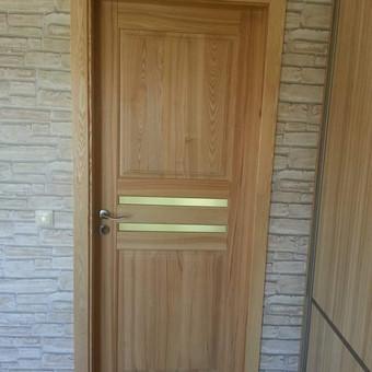 Medinių durų, laiptų ir kubilų gamyba / Saulius / Darbų pavyzdys ID 407889
