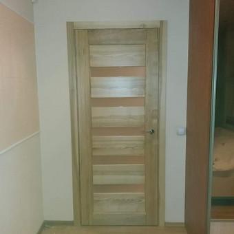 Medinių durų, laiptų ir kubilų gamyba / Saulius / Darbų pavyzdys ID 407893