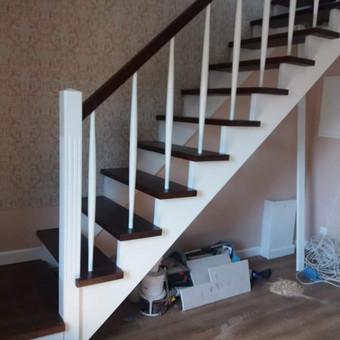 Medinių durų, laiptų ir kubilų gamyba / Saulius / Darbų pavyzdys ID 407907