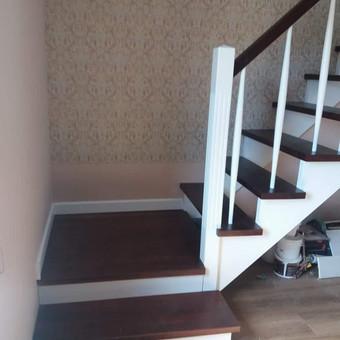 Medinių durų, laiptų ir kubilų gamyba / Saulius / Darbų pavyzdys ID 407911