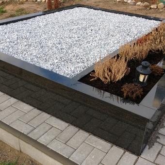 Kapų tvarkymas, granito plokštės, Paminklai, antkapiai / Paulius Latvys / Darbų pavyzdys ID 408975