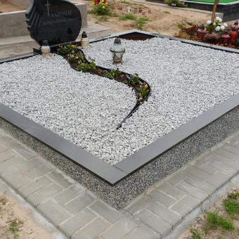 Kapų tvarkymas, granito plokštės, Paminklai, antkapiai / Paulius Latvys / Darbų pavyzdys ID 408991