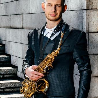 Saksofonistas, muzikantas, muzikos grupė ir dj / Žygimantas Skvarčevskis / Darbų pavyzdys ID 409473