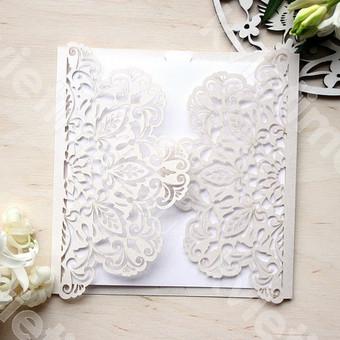 Vestuviniai kvietimai Royal kolekcija