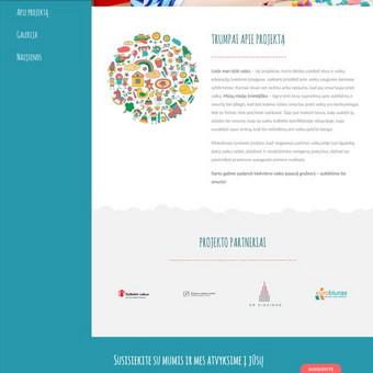Profesionalių logotipų kūrimas ir maketavimo paslaugos / Gabrielė Momkutė / Darbų pavyzdys ID 409987