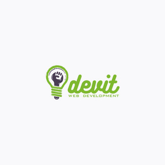 Devit.lt Web Development logotipas www.devit.lt