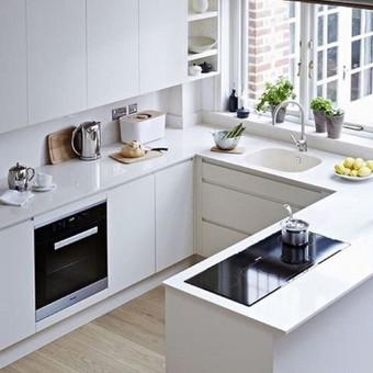 mini virtuvė Palangoje