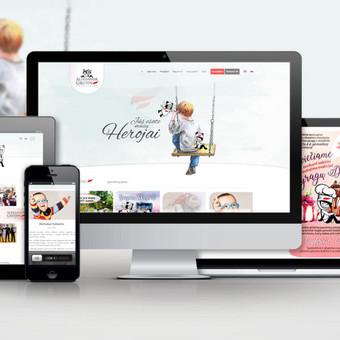 Profesionalus grafikos dizaineris. Visos grafikos paslaugos / Tomas Bičkus / Darbų pavyzdys ID 412451