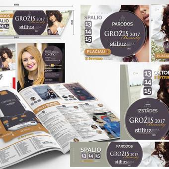 Profesionalus grafikos dizaineris. Visos grafikos paslaugos / Tomas Bičkus / Darbų pavyzdys ID 412453