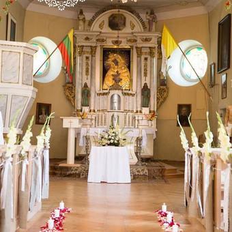 Gėlės vestuvėms / Egidija Janeliūnienė / Darbų pavyzdys ID 412723